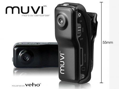 Veho Muvi – камкордер для любителей приключений!