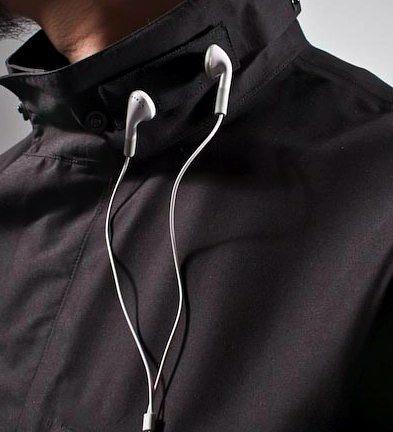 Куртка от Acronym – правильное решение для меломанов