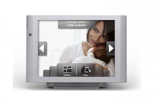 Цифровая фоторамка от Isabella Products Incorporated: реальное общение нон-стоп