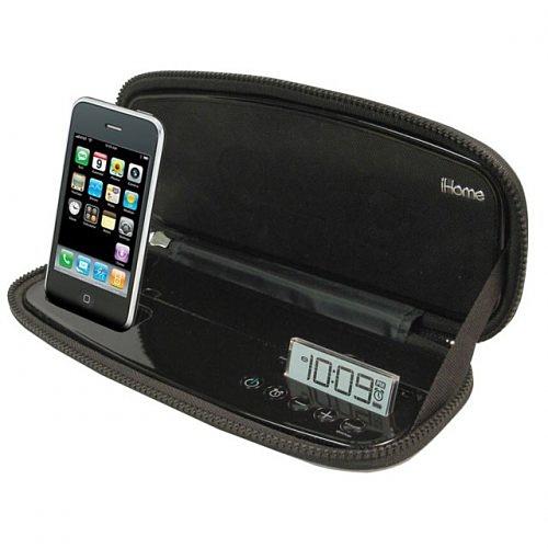 Часы и док-станция для iPod в одном лице: iHome iP38