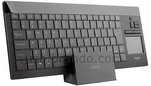 Беспроводная Bluetooth-клавиатура Rapoo 2900 с сенсорной площадкой