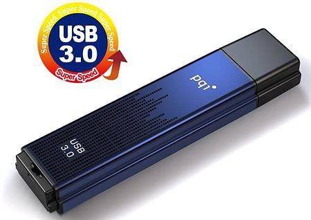 PQI выпустит флэшку, поддерживающую стандарт USB 3.0
