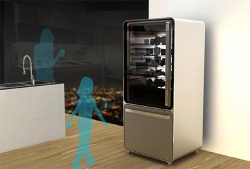 Умный холодильник расскажет, что приготовить из хранящихся в нем продуктов