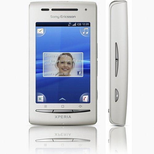 Первые официальные фотографии смартфона Sony Ericsson Shakira