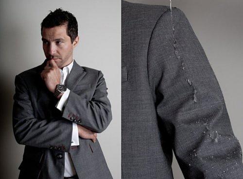 Invincible Jacket – деловой пиджак, которому ничего не страшно
