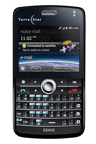 AT&T будет продавать мобильник, поддерживающий связь со спутником