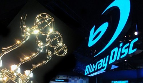 Технология Blu-Ray получит премию Emmy