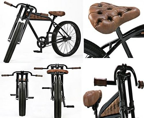 Велосипед Epitaph Cruiser: роскошными бывают не только автомобили