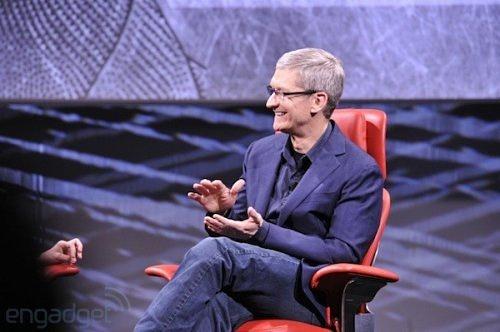 Тим Кук рассказал о секретах Apple и проблемах Siri