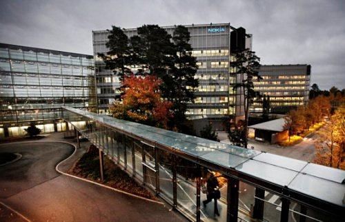 Nokia продаст штаб-квартиру в Эспоо?