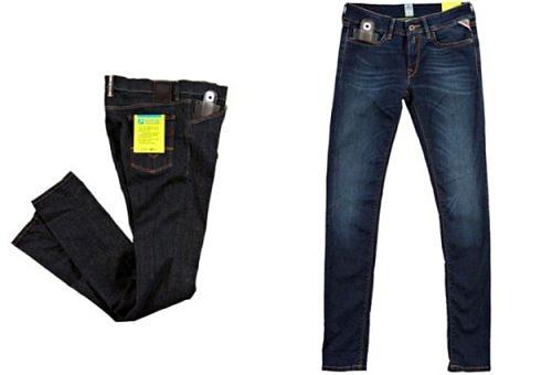 Replay представила джинсы с поддержкой социальных сетей