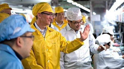 Apple отказалась от услуг поставщика, использующего труд несовершеннолетних