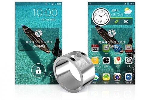 NFC-кольцо откроет перед Вами все виртуальные двери