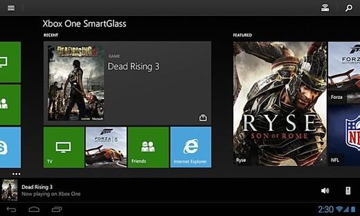 Приложение Xbox One SmartGlass вышло на iOS и Android