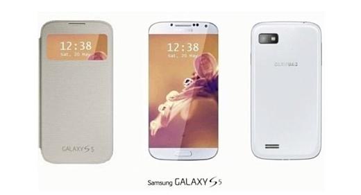 Китайская No.1 уже готовит клоны Samsung Galaxy S5