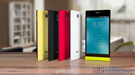 K Touch Nibiru Mars One H1 - самый дешевый в мире восьмиядерный смартфон?