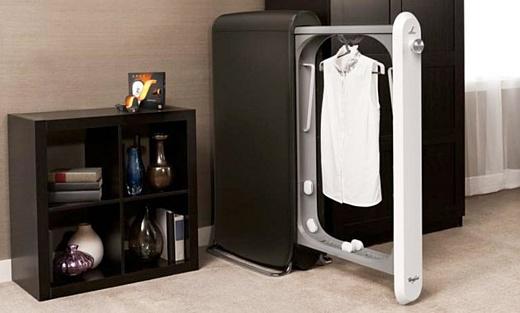 Новый прибор от Whirlpool освежит и погладит одежду за 10 минут