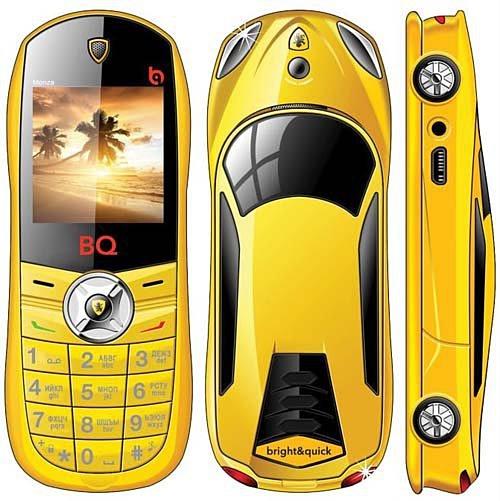 BQM продемонстрировала Lamborghini-телефон