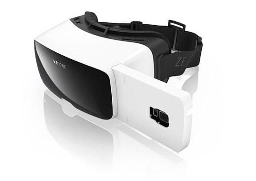 Carl Zeiss представила шлем виртуальной реальности VR One