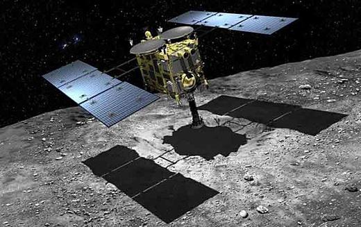 Японский аппарат Hayabusa 2 отправится к богатому углеродом астероиду