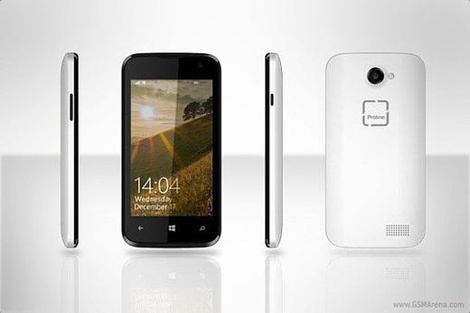Pinnacle Africa анонсировала бюджетный Windows-смартфон