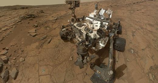 Curiosity обнаружил на Марсе азот