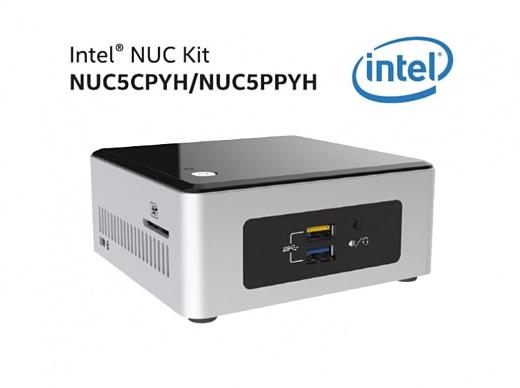 Intel представила обновленные мини-ПК NUC