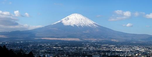 На Фудзияме появится сеть WiFi-хотспотов