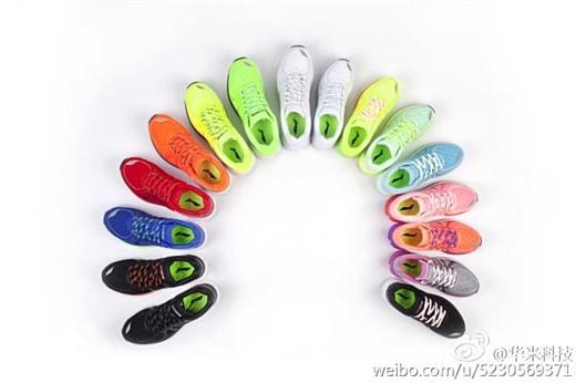 Xiaomi анонсировала умные кроссовки Li-Ning Smart Shoes