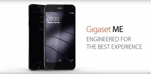 Анонсированы смартфоны Gigaset ME, ME Pro и ME Pure