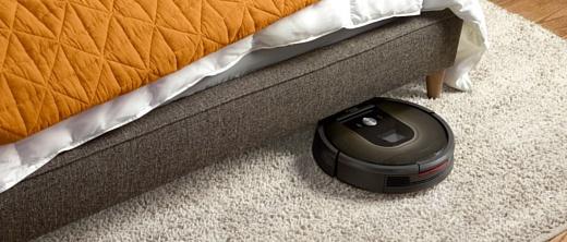 iRobot представила робот-пылесос Roomba 980