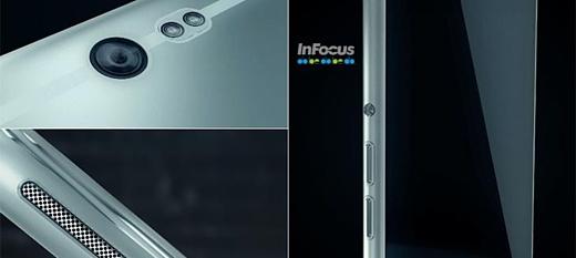 InFocus представила флагманский смартфон M812