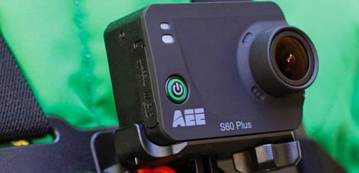 AEE анонсировала экшн-камеру S60 Plus