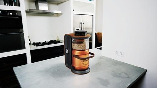 Minibrew - умная домашняя пивоварня