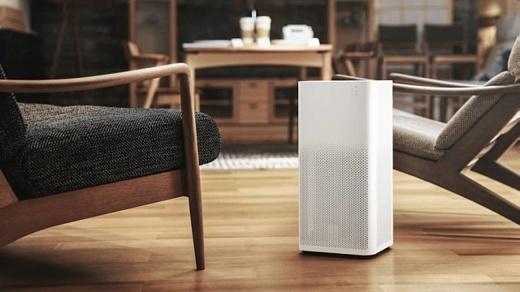 Xiaomi показала новый очиститель воздуха