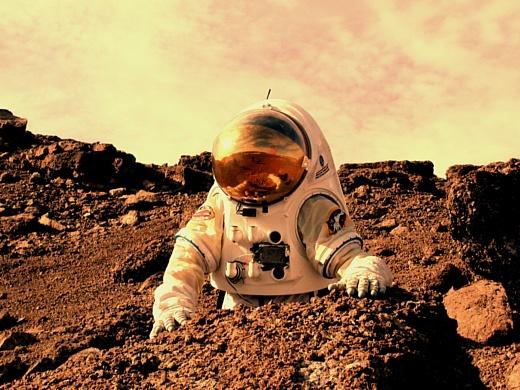 Илон Маск хочет послать людей на Марс до 2025 года