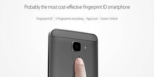 Bluboo Xfire 2 - смартфон с металлическим корпусом и сканером отпечатков пальцев за $60