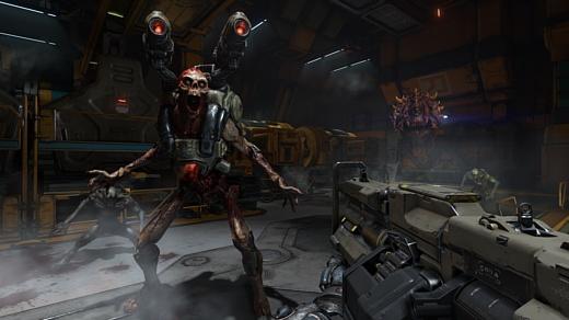 Релиз Doom наметили на 13 мая