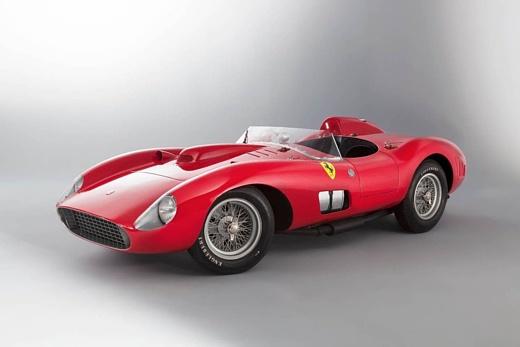 Ультрараритетную 1957 Ferrari 335S продали за $35 млн
