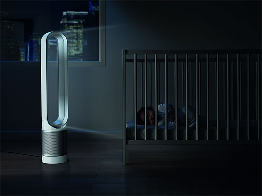 Dyson представила очиститель воздуха Pure Cool Link