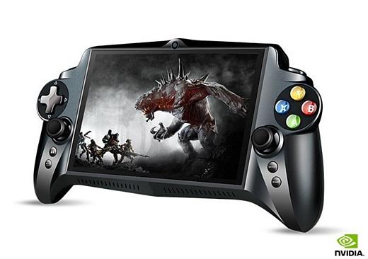 JXD представила игровой планшет S192 на базе чипа Nvidia