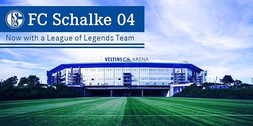 Немецкий футбольный клуб Schalke 04 приобрел команду по League of Legends