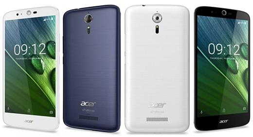 Acer начнет продажи Liquid Zest Plus в июле