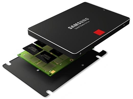 Samsung остается крупнейшим производителем SSD-накопителей