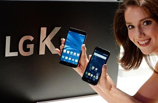 Утечка: характеристики нового смартфона LG K