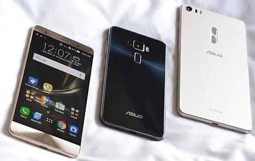 Asus начнет продажи ZenFone 3 в июле