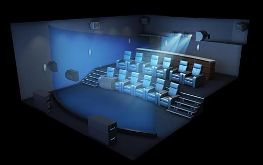 IMAX предложила потребителям домашние кинотеатры за $400 тысяч