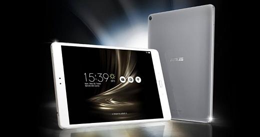 В июле Asus выпустит топовый планшет ZenPad 3S 10