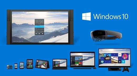 Windows 10 добралась до 350 млн устройств