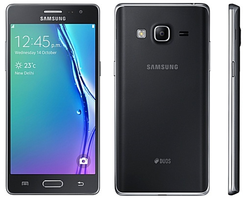 Samsung представила Z3 Corporate Edition
